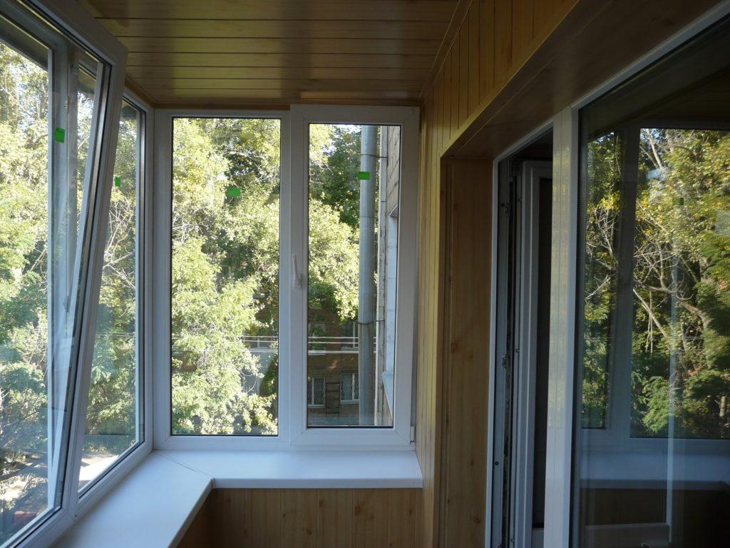 Ремонт балкона в Зеленограде
