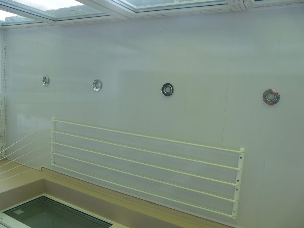 Ремонт потолка балкона в Зеленограде